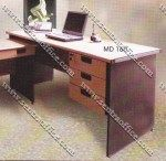 Executive Desk Beech