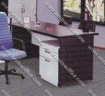 1 Biro Desk Grey