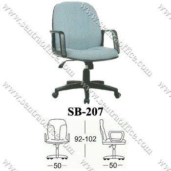 kursi direktur & manager subaru type sb-207