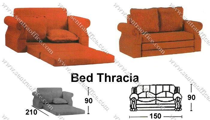 sofa bed thracia