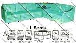 Sofa L Sentra Type L Seres