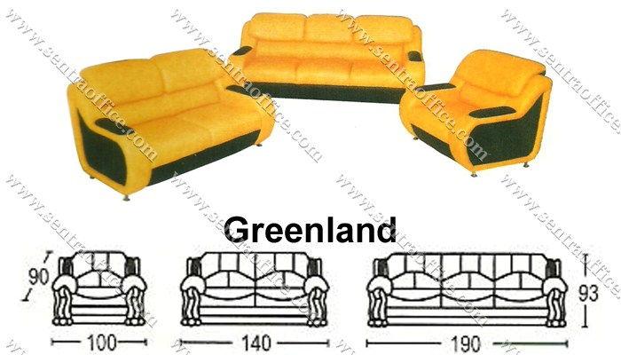 sofa tamu greenland