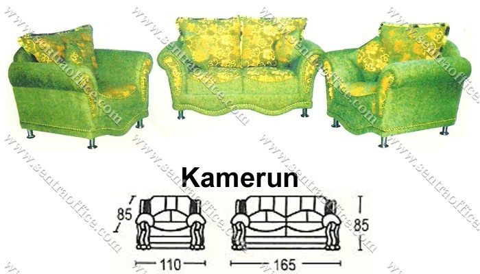 sofa tamu kamerun