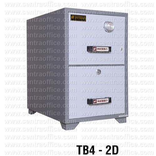 Fire Resistant Filling Cabinet Daichiban TB4 - 2D