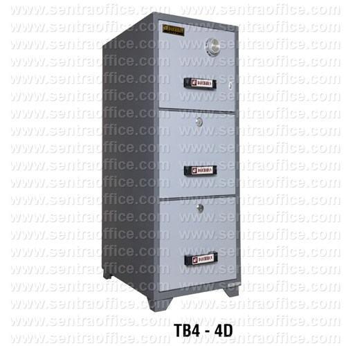 Fire Resistant Filling Cabinet Daichiban TB4 - 4D
