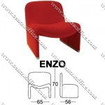 Kursi Sofa Chairman Enzo