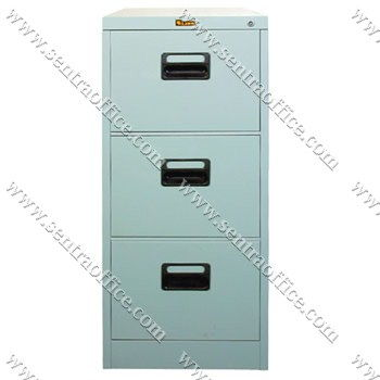 filling cabinet 3 laci lion l.43e