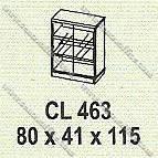 Lemari Arsip Bagian Bawah Modera M - Class CL 463