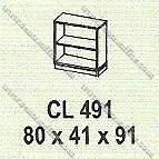 Lemari Arsip Bagian Bawah Modera M - Class CL 491