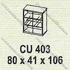 Lemari Arsip Bagian Atas Modera M - Class CU 403
