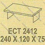 Meja Meeting Kotak Modera E - Class ECT 2412