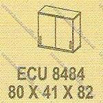 Lemari Arsip Bagian Atas Modera E – Class ECU 8484