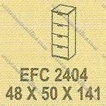 Filling Cabinet 4 Laci Modera E - Class EFC 2404