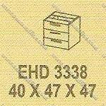 Laci Gantung 3 Laci Modera E - Class EHD 3338