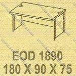 Meja Kantor 1 Biro Modera E - Class EOD 1890