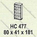 Lemari Arsip Tinggi Modera M - Class HC 477