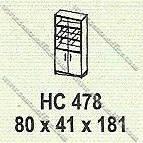 Lemari Arsip Tinggi Modera M - Class HC 478