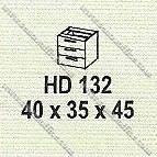 Laci Gantung 3 Laci Modera M - Class HD 132