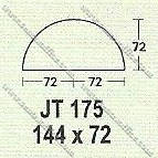 Joint Table Modera M - Class JT 175