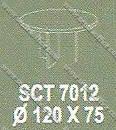 Meja Meeting Bundar Modera S - Class SCT 7012
