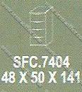 Filling Cabinet 4 Laci Modera S - Class SFC 7404