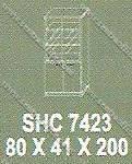 Lemari Arsip Tinggi Modera S – Class SHC 7423
