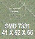 Laci Sorong 3 Laci Modera S - Class SMD 7331