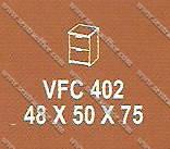 Filling Cabinet 2 Laci Modera V - Class VFC 402