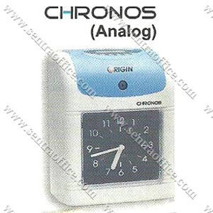 mesin absensi origin chronos