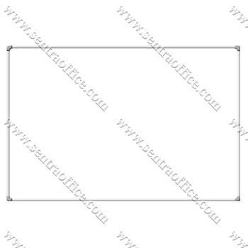 papan tulis whiteboard sentra 120 x 180