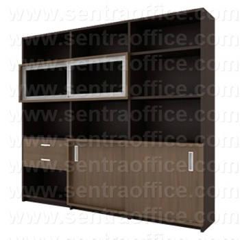 Back Unit Cabinet Modera AMD 2219