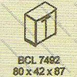 Lemari Arsip Bagian Bawah Modera B - Class BCL 7492