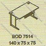 Meja Kantor ½ Biro Modera B - Class BOD 7514