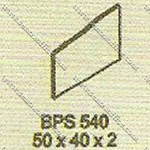Privacy Screen Panel Modera B - Class BPS 540