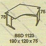 Meja Kantor Executive Modera B - Class BSD 1123
