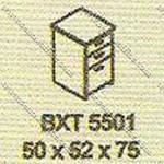 Meja Kantor Extension Modera B - Class BXT 5501