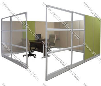 partisi kantor modera workstation 5-series workstation 2