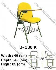 kursi utility indachi d- 380 k