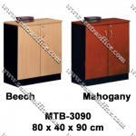 Rak Buku Kecil Pintu Panel Type MTB-3090