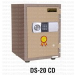 Fire Resistant Digital Safe DS - 20 CD