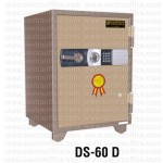 Fire Resistant Digital Safe DS - 60 D