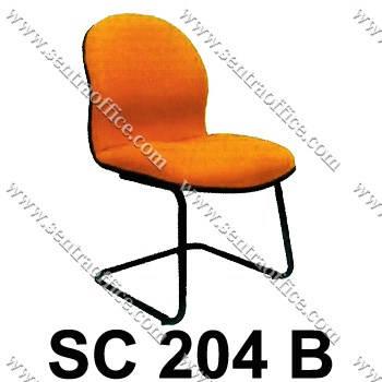 kursi pengunjung sentra type sc 204 b