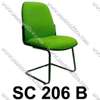 kursi pengunjung sentra type sc 206 b