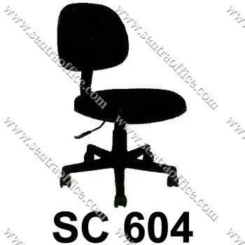 kursi staff & sekretaris sentra type sc 604