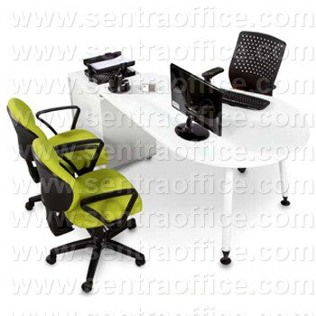 Meja Kantor Modera Office Plus Series Type OPS 1975