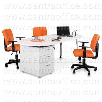 Meja Kantor Modera Office Plus Series Type OPS 2090