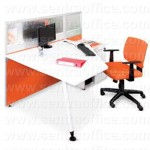 Meja Kantor Modera Office Plus Series Type OPS 2512