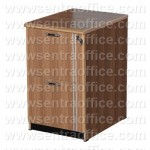 Filling Cabinet 2 Laci Central Lock Uno Lavender Series Type UFL 8272