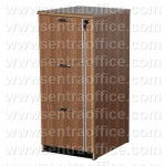 Filling Cabinet 3 Laci Central Lock Uno Lavender Series Type UFL 8273