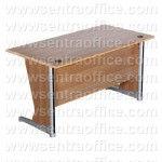 Meja Kantor Khusus Uno Lavender Series Type UOD 8071